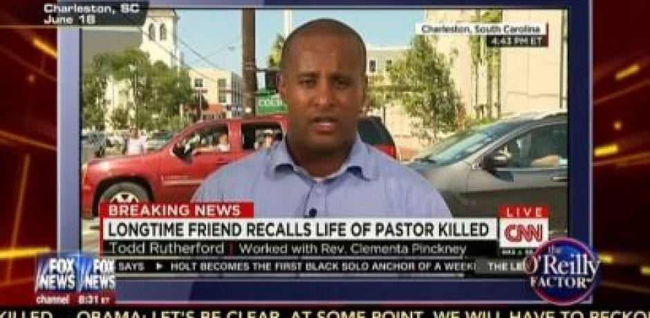 S.C. REP WHO SAID FOX NEWS 'HATE SPEECH' CAUSED CHARLESTON SHOOTING CONFRONTED BY O'REILLY