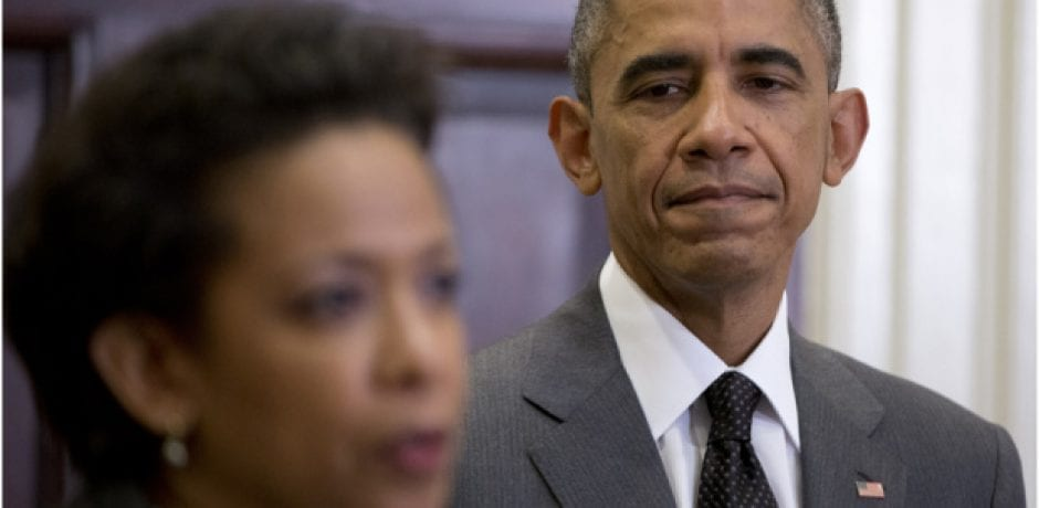 HOW OBAMA'S NEW DOJ PLANS TO BYPASS CONGRESS TO IMPLEMENT GUN CONTROL