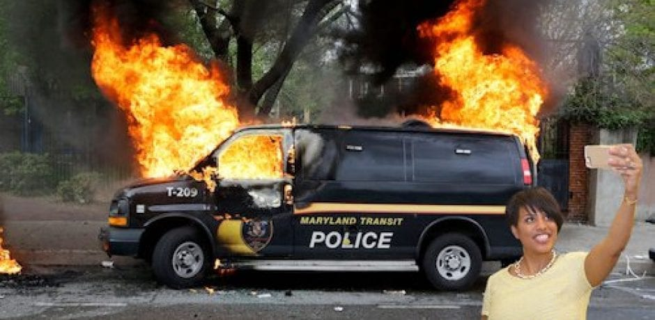 BALTIMORE MAYOR'S STAFF JUMPING SHIP IN DROVES AS QUESTIONS ARISE ABOUT $20 MILLION ESTIMATE FOR RIOT DAMAGE