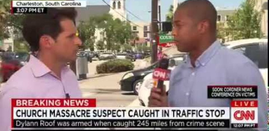 """(VIDEO) ANGRY BLACK LADY INTERRUPTS CNN BROADCAST: """"White people are terrorists…President Obama is an Uncle Tom too."""""""