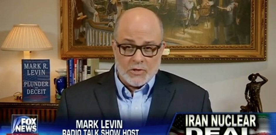 "MARK LEVIN WARNS: ""Obama Just Planted The Seeds For World War III"" IN EYE-OPENING VIDEO"