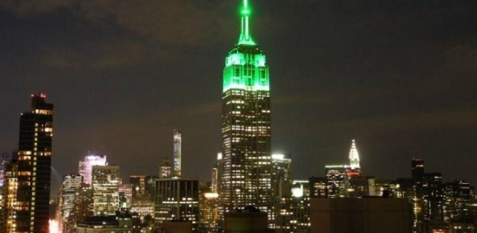 PAMELA GELLER: THE EMPIRE STATE BUILDING SUBMITS TO ISLAM