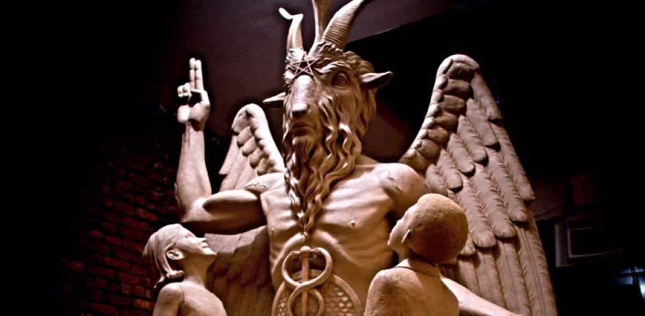 DETROIT GOES TO HELL: SATANIC STATUE AND LARGEST PUBLIC SATANIC CEREMONY IN HISTORY PLANNED IN THE CITY