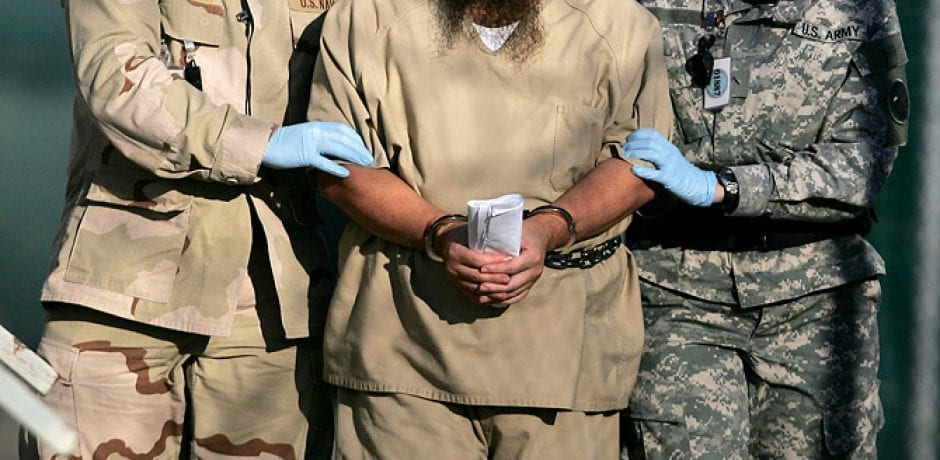 MUSLIM GITMO PRISONERS DICTATE RULES: Women Guards Not Allowed To Transport Terrorists [Video]