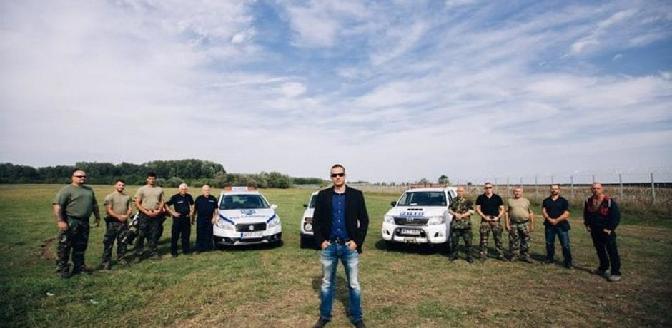 """[VIDEO] BAD A*S HUNGARIAN MAYOR Tells You Everything You Need To Know About European """"Refugee"""" Crisis : """"Police always find knives on the migrants"""""""
