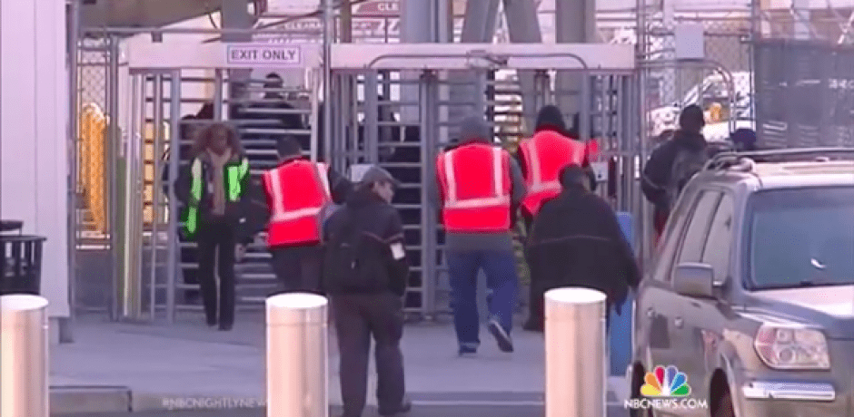 OUTRAGEOUS! Only Three US Airports Screen Employees Before Entering The Airport To Work [Video]