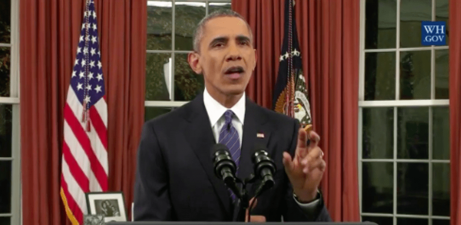 """Obama's Delusion Continues In Vapid Address To The Nation : """"ISIS Doesn't Speak For Islam"""" [Video]"""