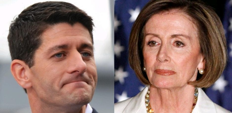 GOP HOUSE LEADERSHIP Place Political Careers Before National Security: Why They Are Reportedly Caving (Again) To Democrats