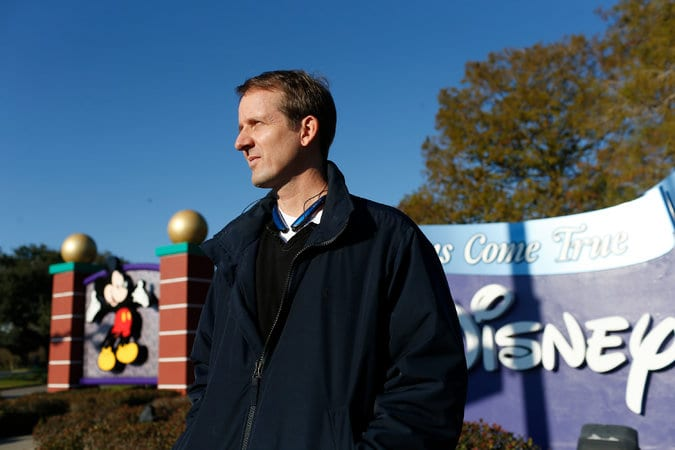 DISNEY WORKER To Testify About Having To Train His Foreign Worker Replacement