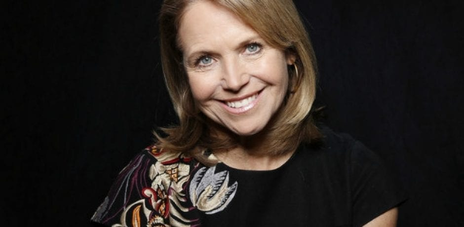 """LIBERAL HACK KATIE COURIC Says Fake News Is """"Tearing [America] Apart""""…Doesn't Mention $12 MILLION Dollar Lawsuit Against Her For Producing Edited Story To Push Gun Control [VIDEO]"""