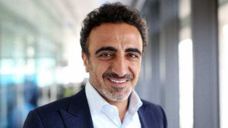 Hamdi Ulukaya, founder and CEO of Chobani, came to America originally on a student visa from Turkey and built a yogurt empire that now employs hundreds of refugees from the Middle East, Africa and elsewhere.