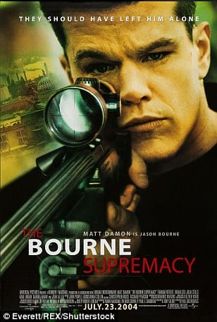 The Bourne Supremacy movie
