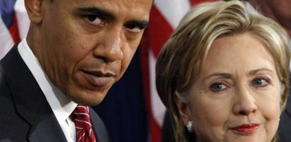 JUST IN: OBAMA'S NAME WAS SCRUBBED From FBI Report on Hillary's Emails