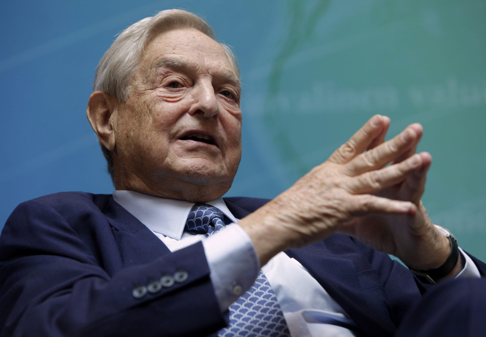 GEORGE SOROS WILL DUMP $500 MILLION Into Obama's Plan To Flood America With Muslim Refugees Vetted By UN