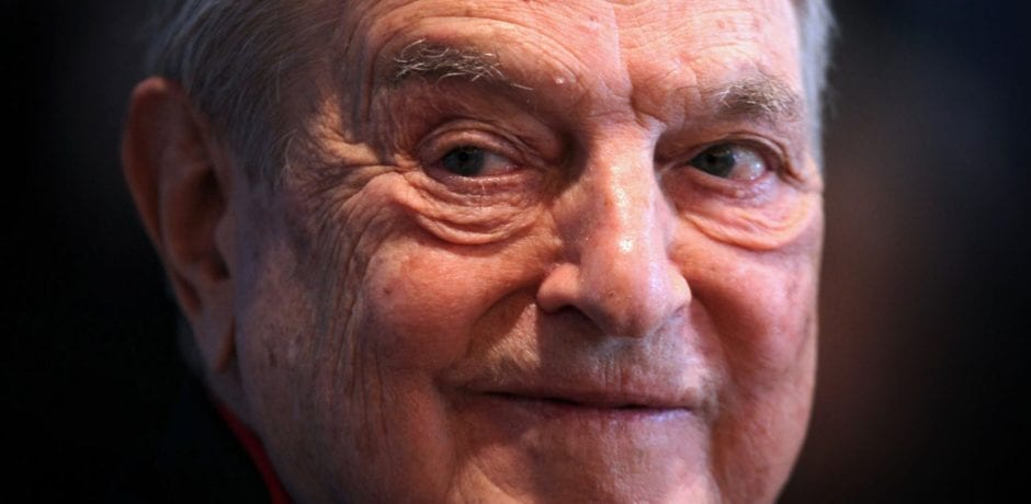 BREAKING: Dirty Billionaire George Soros Is Largest Single Donor To Super PAC Associated With Company Behind Failed Iowa Caucus App