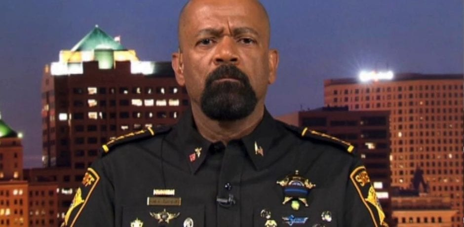 SHERIFF CLARKE CALLS OUT NFL For Latest Move That 'Kicks Sand In The Face Of Fans' [Video]