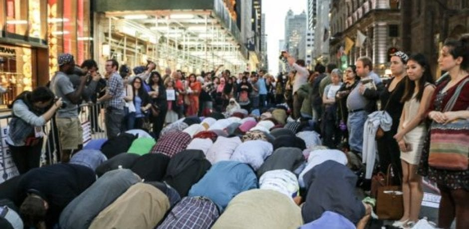 PEW RESEARCH: ONLY 20% Of MUSLIMS in U.S. Believe in Violence for Islam…How Comforting!