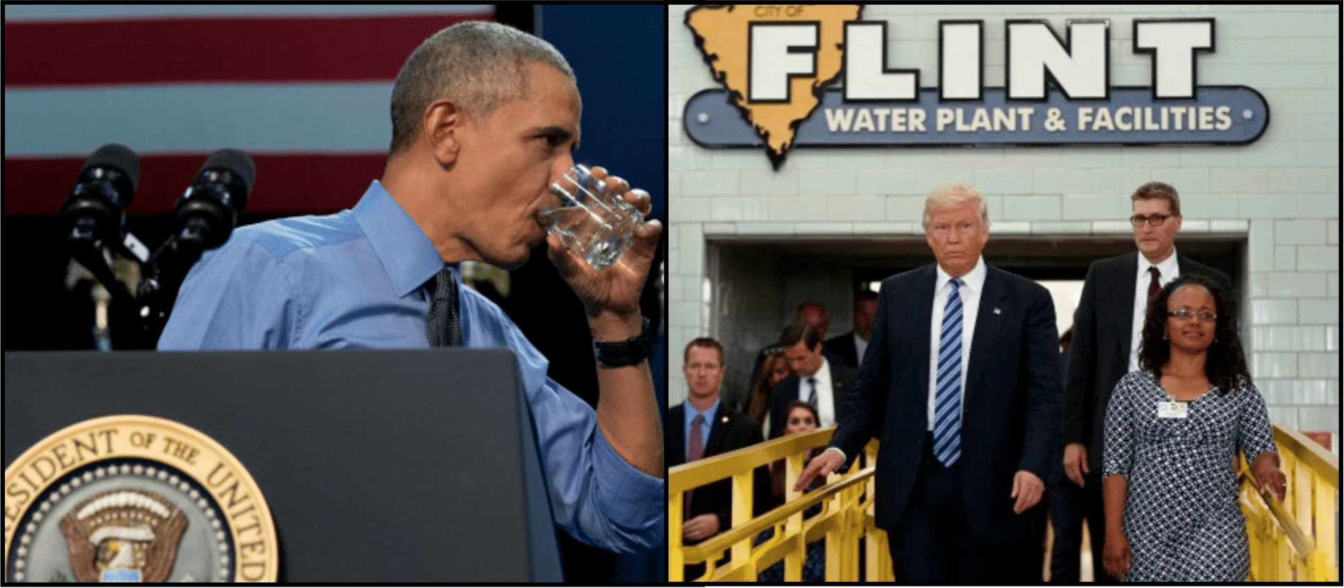 TRUMP EXPOSES OBAMA'S INCOMPETENCE: Cuts EPA Budget…Still Fixes Flint's Water Crisis
