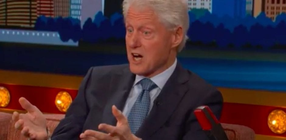 CLASSLESS CLINTONS Spew Coordinated Lies Against Trump On Late Night Shows: Imply Trump is a Dictator [Video]