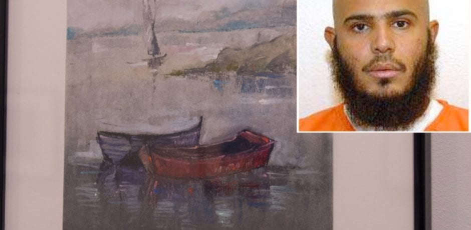 THE PENTAGON BATTLES College Trying to Sell Art By GITMO Terrorists…9/11 Families Outraged: 'It's like a slap in the face'