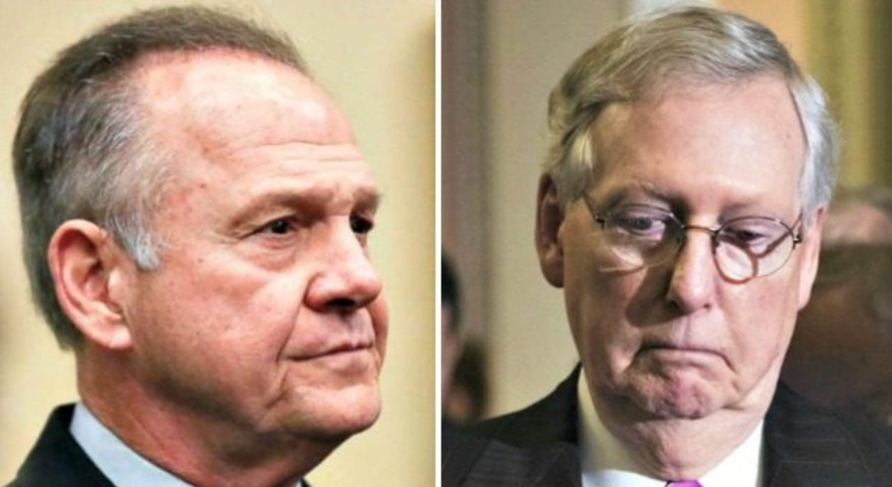 ROY MOORE WITCH HUNT UNRAVELLING: More Witnesses Step Forward To Refute Story Of Latest Roy Moore Accuser...OUCH! * 100PercentFedUp.com