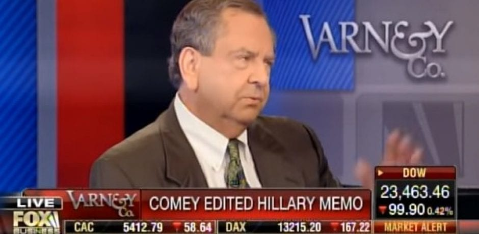 FORMER FBI ASST DIRECTOR LETS IT RIP! Comey's a 'Political Hack'…Sessions is in a 'Coma' [Video]