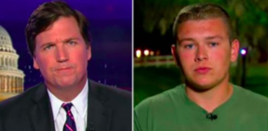 FLORIDA STUDENT Tells All to Tucker About What CNN Did to Try and Script the Town Hall [Video]