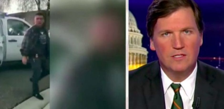 TUCKER EXPOSES Fake News About Dramatic Arrest of Illegal Caught on Video…You Won't Feel Sorry For Her Once You Know The Truth [Video]