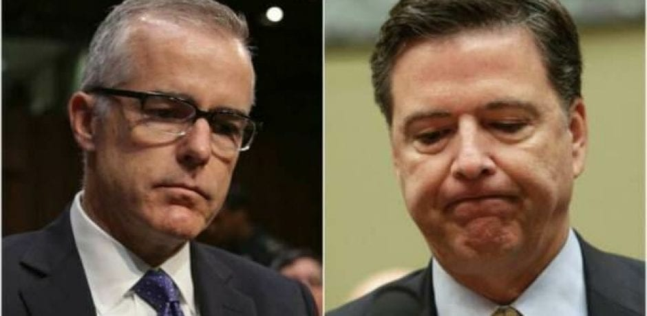 "DID COMEY LIE Under Oath or is McCabe Lying About Comey Giving ""Authority"" to Leak? [Video]"