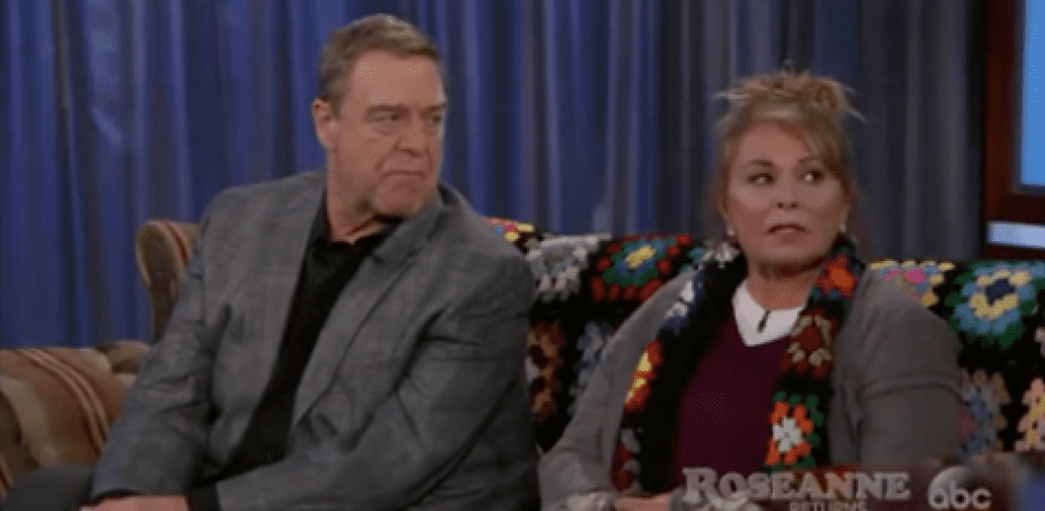 "ABC EXEC's HORRIFIED Decision To Fire Roseanne Will Backfire…Worried No One Will Watch ""The Connors"""
