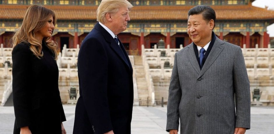 "While the Media Spins, Trump is Spot On About China: ""A little squabble"""