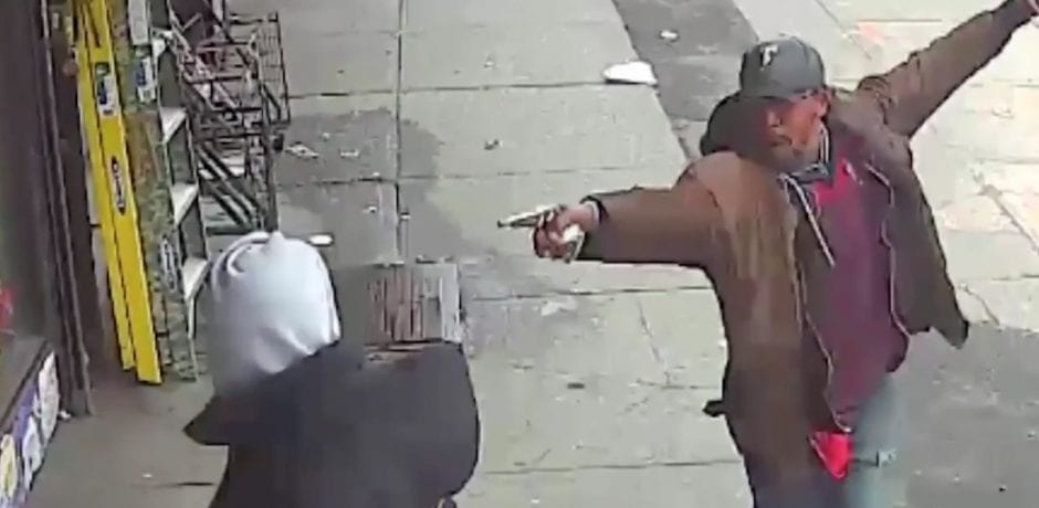"LEFT ERUPTS Over NYPD Shooting Death Of BLACK MAN Terrorizing Neighborhood With Fake Gun: ""You were tooken from the NYPD for no reason"" [VIDEO]"