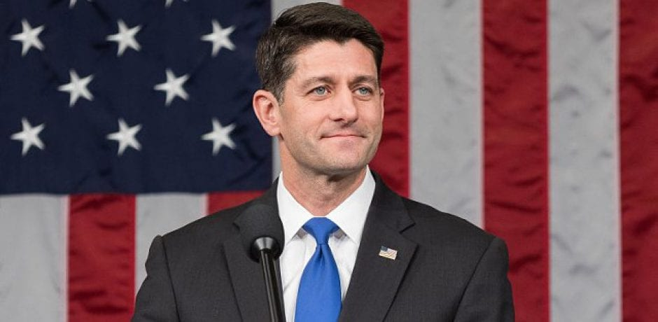 BIG SHAKE UP: Speaker Ryan Set to Make Huge Announcement About His Future in Congress