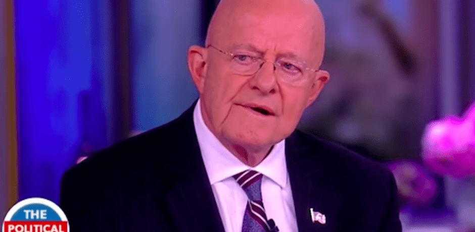 "RUSH LIMBAUGH Calls Out James Clapper On 'The View' Interview: ""Lying all over the place"" [Video]"