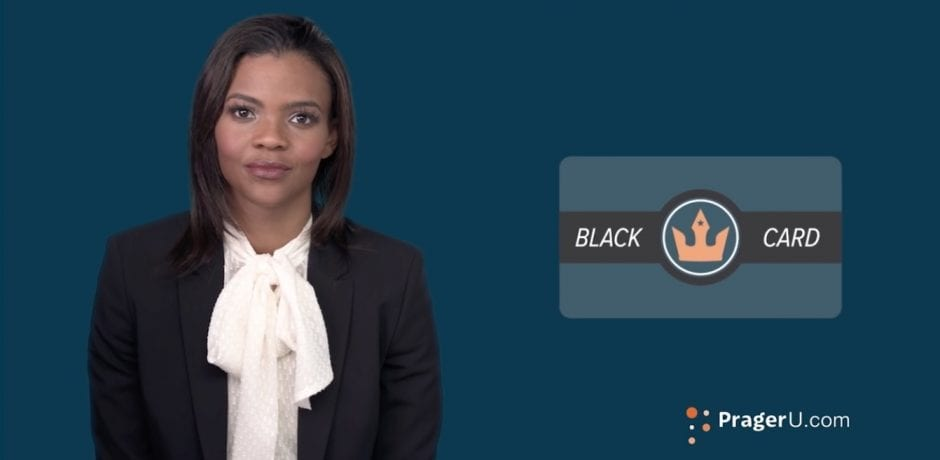 "PURE GOLD: CANDACE OWENS Explains How Playing The ""Black Card"" Is A Choice [VIDEO]"