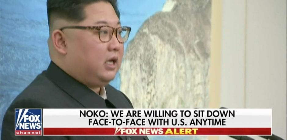 JUST IN: KIM JONG UN Changes Tune…Wants To Resolve Issues With U.S. After President Trump Cancels Meeting