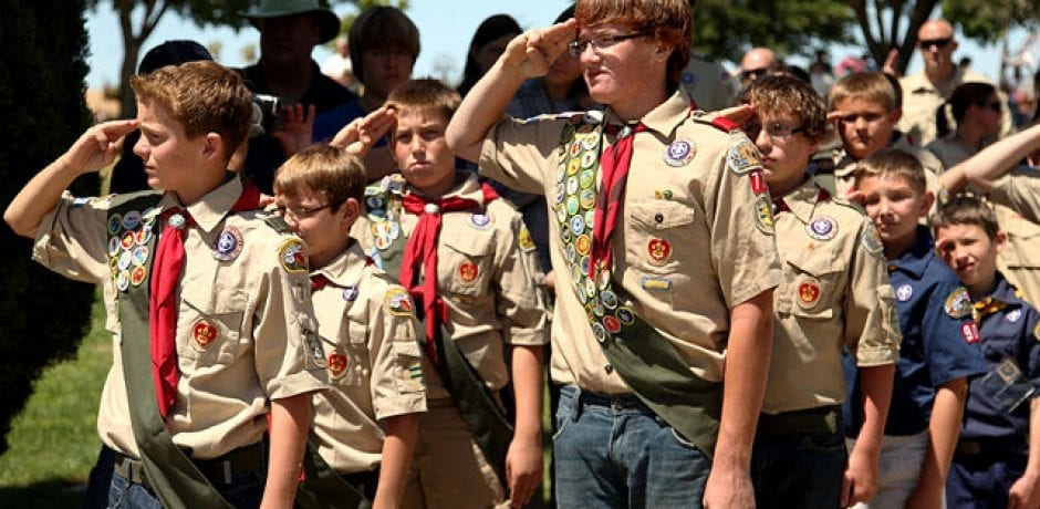 "RIP BOY SCOUTS: Organization Now Accepting Girls, Changing Name to be More ""Inclusive"