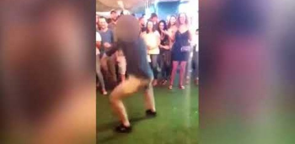 HYSTERICAL UPDATE: Bar Patron Shot By Dancing FBI Agent Gets Special Gift From Colorado Bar [Video]