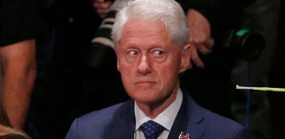 BREAKING: Bill Clinton Gives Statement on Epstein Sex Trafficking Case