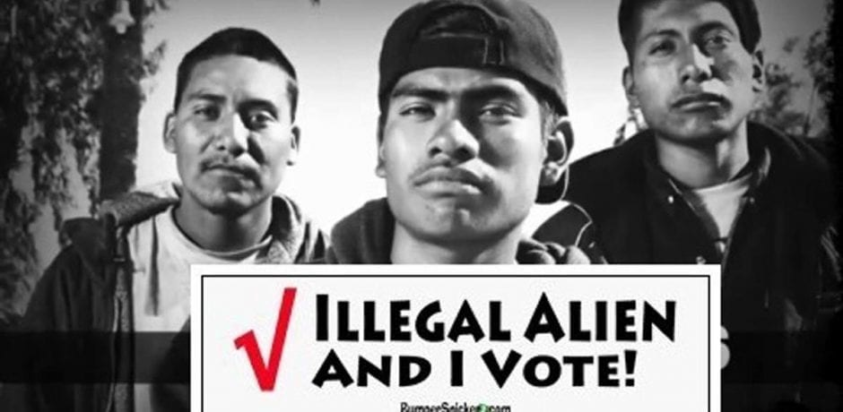JUST IN: SAN FRANCISCO Gives ILLEGAL ALIENS Right To Vote
