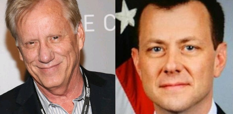 JAMES WOODS NAILS IT! Tweet About Peter Strzok Wins The Day