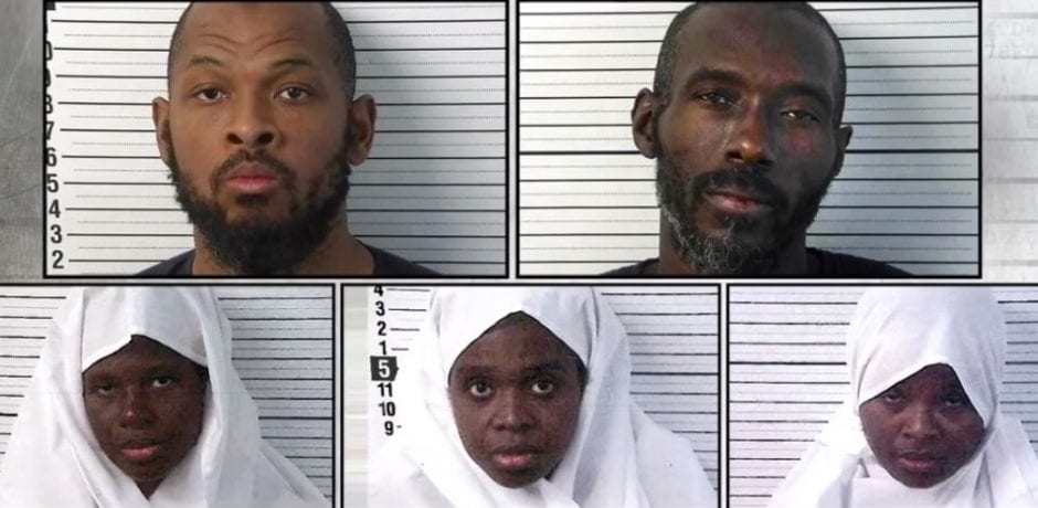 JUST IN: Judge Denies Motion To Detain 5 Muslim Compound Suspects