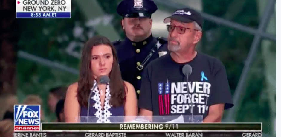 "SON OF 9/11 VICTIM Calls Out Pelosi, Booker and the Media for Using Victims As ""Props"" #NeverForget"