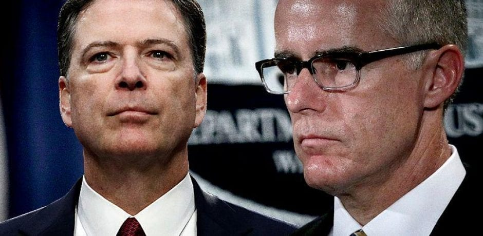 """BOMBSHELL REPORT: FBI Kept Two Separate Sets Of Records…One For Public Viewing…One For """"Upper Echelon"""" At Comey's FBI"""