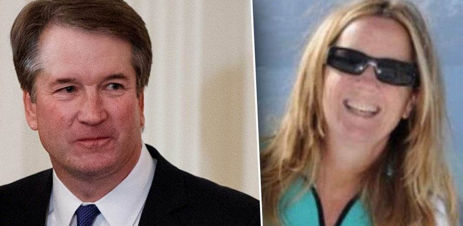 BOOM!! Kavanaugh Accuser Willing To Testify Under Oath, He Throws It Right Back In Her Face