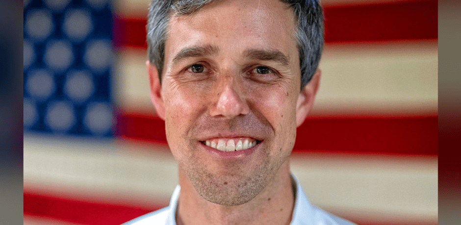 "BETO O'ROURKE POEM SURFACES: ""Wax My A**, Scrub My Balls"""