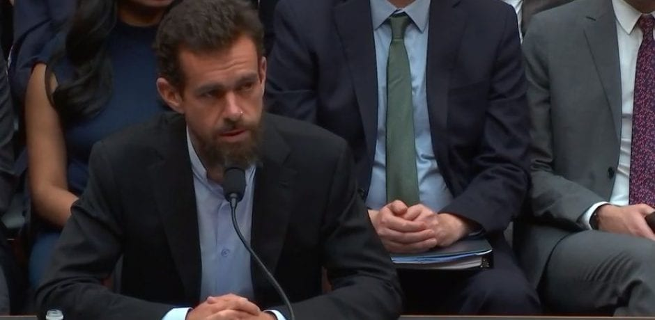 TWITTER CEO Jack Dorsey Under Review By Top House Committee For Possibly Lying To Congress