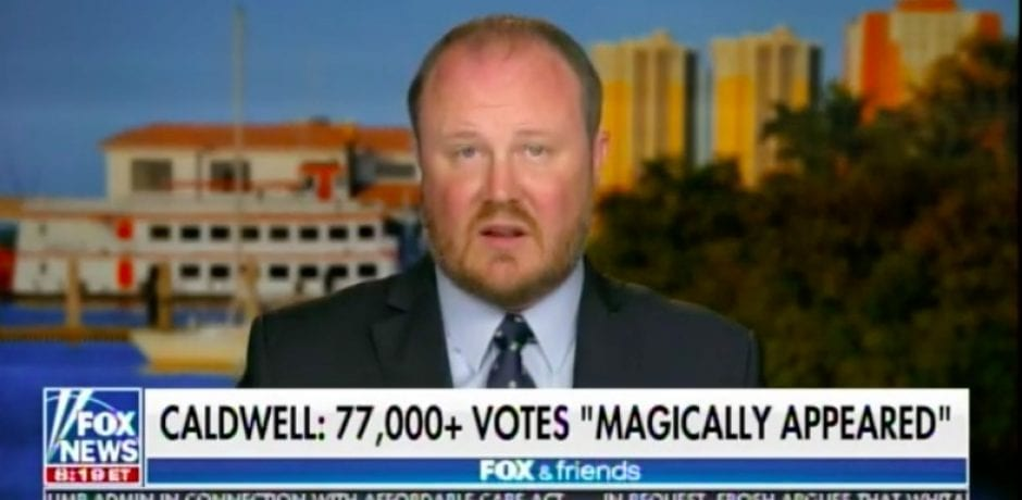 GOP CANDIDATE SOUNDS ALARM: Only 30K Possible Votes But Snipes Found 83K After Election [Video]