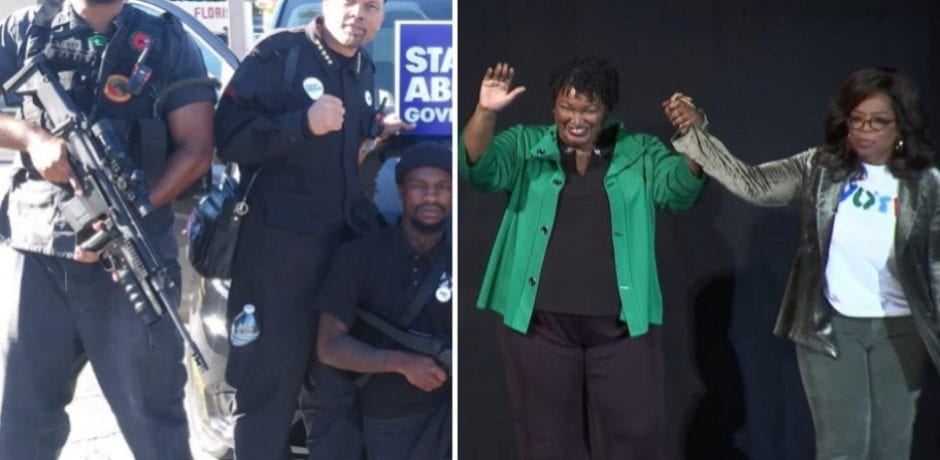 DEMOCRAT SOCIALIST STACEY ABRAMS Loses GA Governor's Race By Over 58,000 Votes…Wants Supreme Court To Force NEW VOTE!