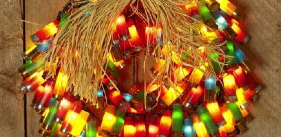 SHOTGUN SHELL Christmas Lights Trigger Snowflakes On Social Media...And Funny Responses